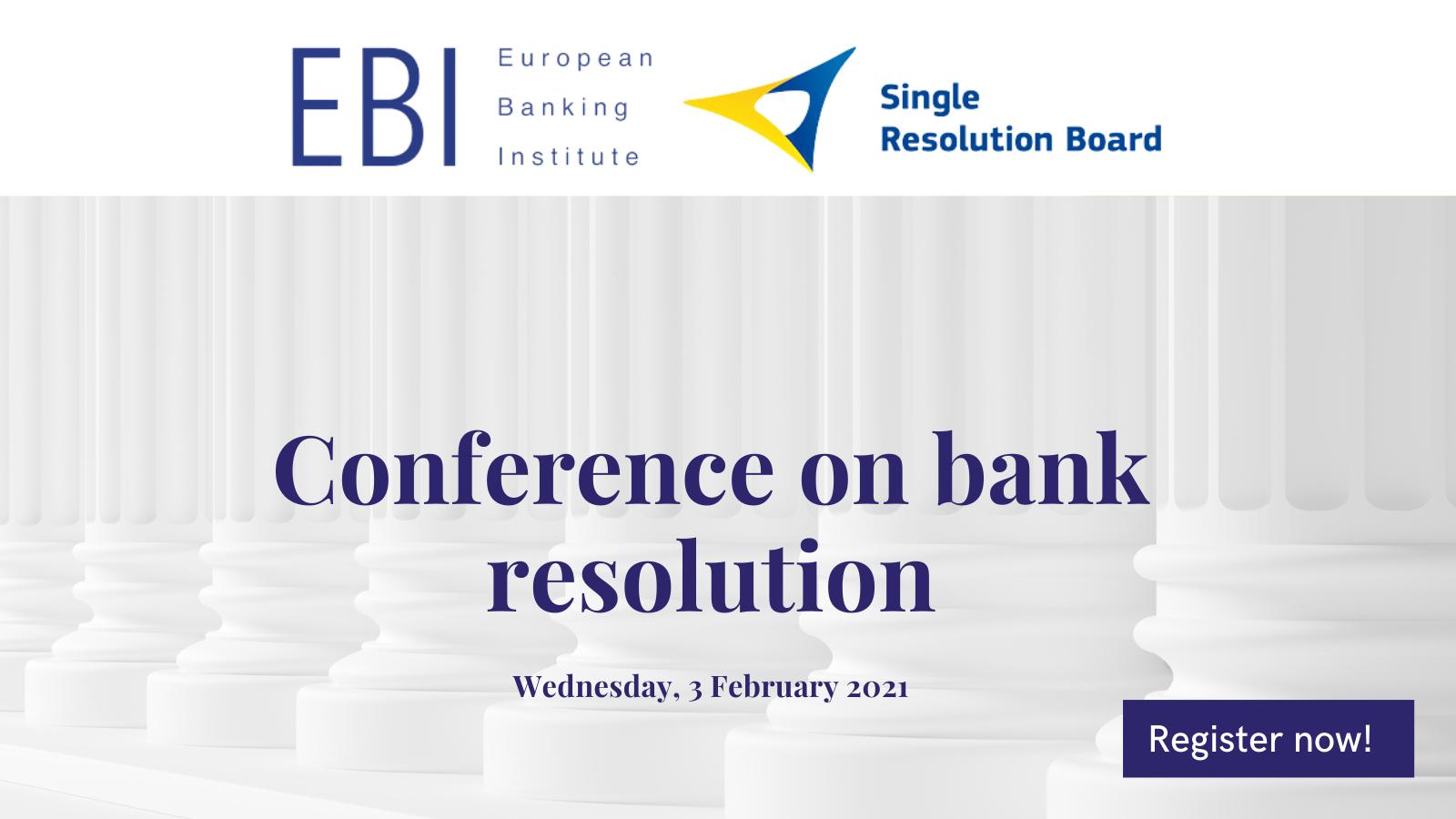 Resolution board belgium single SRB publishes